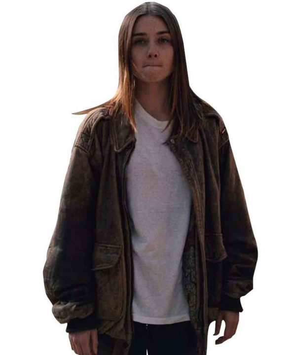 the-end-of-the-fucking-world-jessica-barden-brown-leather-jacket