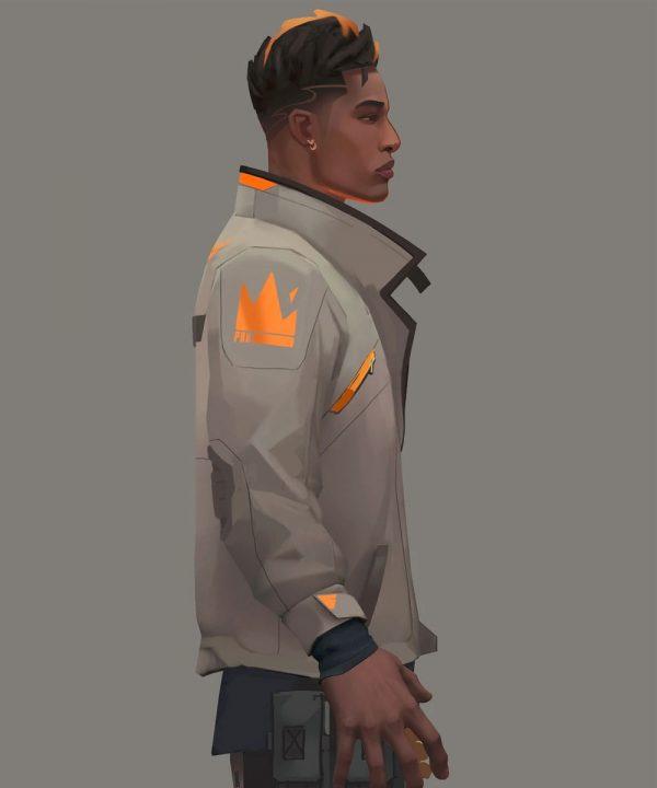 valorant-gaming-leather-jacket