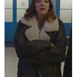 diane-morgan-leather-jacket
