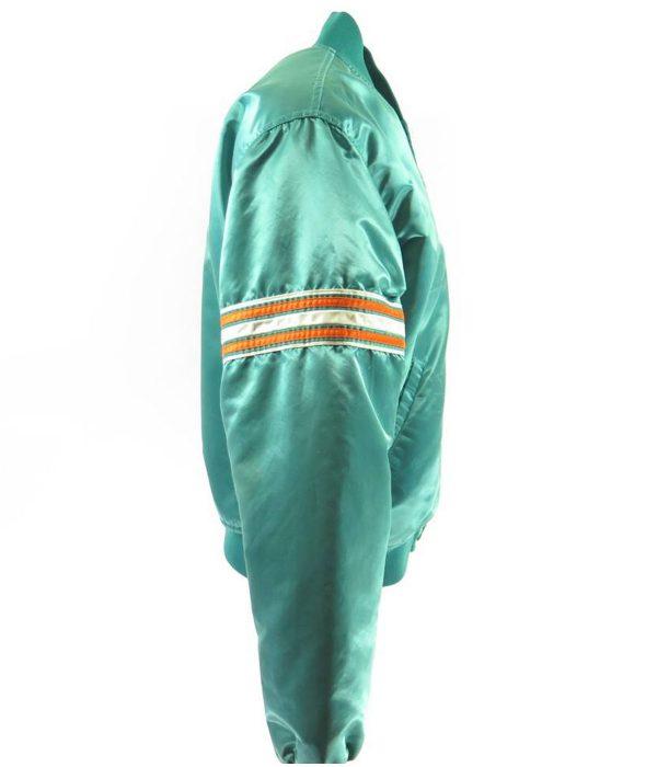 dolphins-starter-jacket