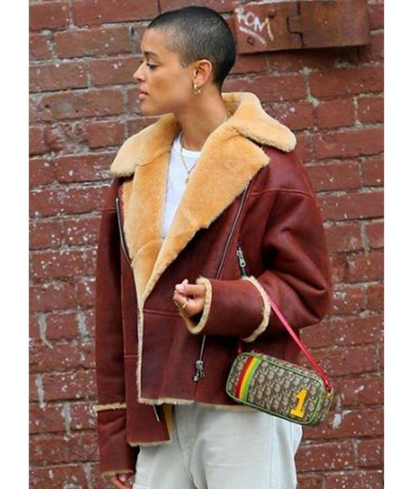 gossip-girl-jorden-alexander-shearling-leather-jacket
