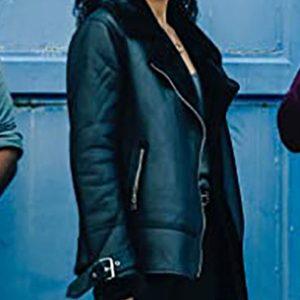 nathalie-emmanuel-army-of-thieves-jacket