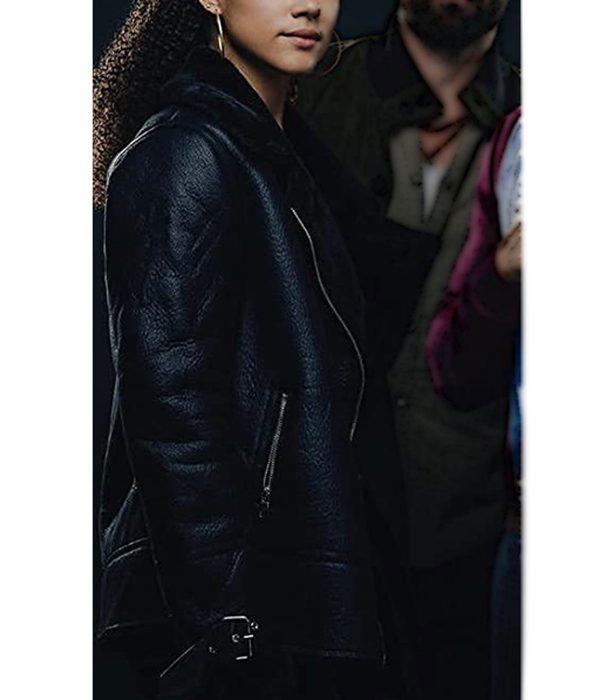 nathalie-emmanuel-shearling-jacket