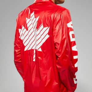 olympic-canada-red-printed-jacket