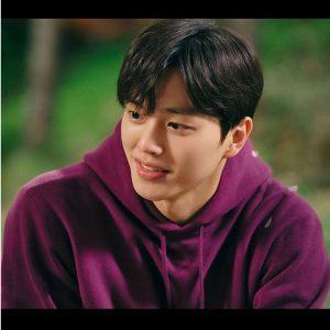 park-jae-eon-purple-hoodie