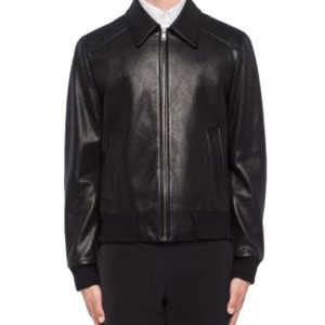black-grain-leather-jacket