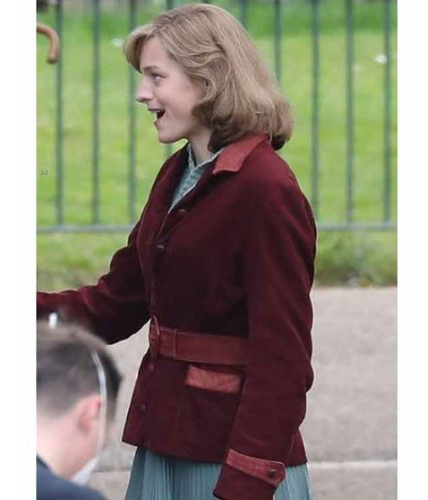 emma-corrin-my-policeman-jacket