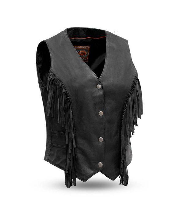 fringe-leather-vest