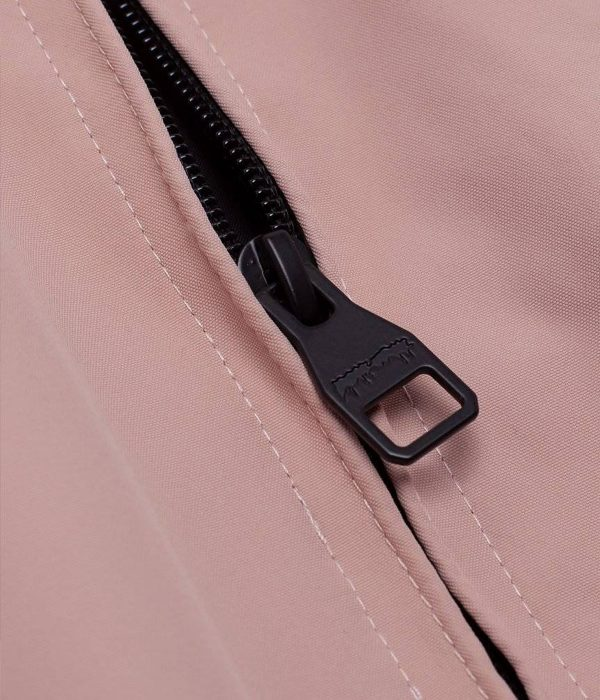 fucking-awesome-two-tone-warm-up-pink-and-black-cotton-jacket
