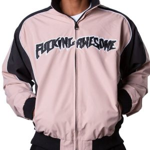 fucking-awesome-two-tone-warm-up-pink-and-black-jacket