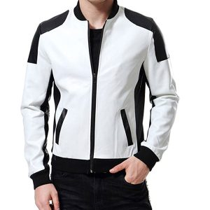 mens-black-and-white-leather-jacket