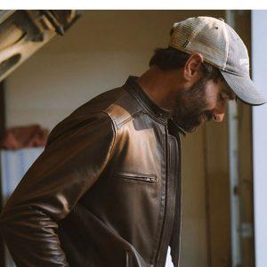 mens-thompson-biker-brown-leather-jacket