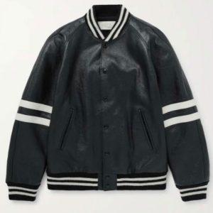 striped-leather-bomber-jacket