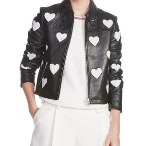 womens-black-leather-jacket-with-heart
